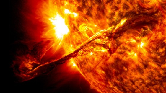 Magical solar photos from NASA SDO spacecraft